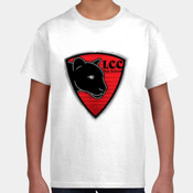Youth Panther Shield Tee